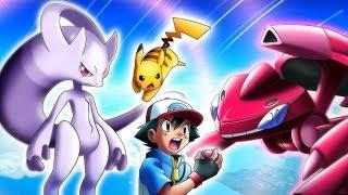 2013 ''Pokémon-der Film: ExtremeSpeed Genesect: Mewtu' s Erwachen'' - Trailer (English Subbed)