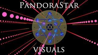 PandoraStar Visusals / Fractals / Sacred Geometry / Psychedelics