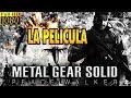Metal Gear Solid: Peace Walker en Español || LA PELICULA COMPLETA || 1080p HD