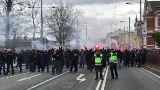 Týdeník Policie: Příjezd fanoušků Baníku Ostrava do Opavy