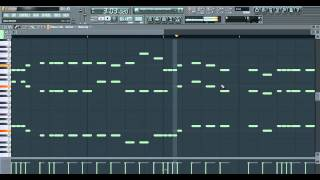 Nicky Romero - Toulouse (With 3xOsc) + FLP !!!