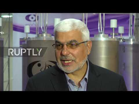 Iran: Dozens of nuclear tech achievements showcased in Tehran