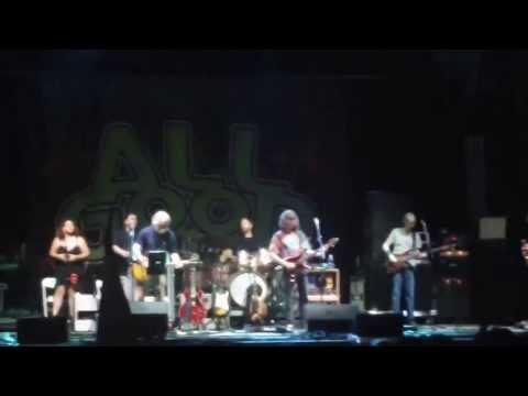 All Good Festival 2013 - Furthur - Good Lovin'