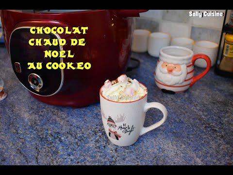 chocolat-chaud-de-noËl-au-cookeo-|-sally-cuisine-{Épisode-91}