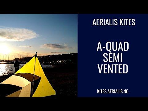 A-Quad Semi Vented