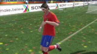 Fifa World Cup 2010 | New Celebrations Tutorial | PS3
