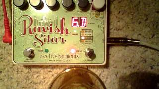 ravish sitar by electro harmonix all presets 1 10 plus w manual