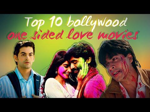 Top 10 One-sided love Story Movies in Bollywood  एकतरफा प्यार की 10 बेहतरीन फिल्में  Filmy Baatein