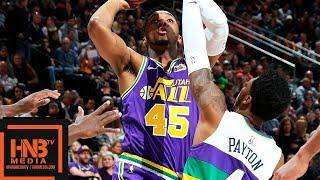 Utah Jazz vs New Orleans Pelicans Full Game Highlights | March 4, 2018-19 NBA Season