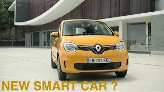 New TWINGO Smart Car 2019 RENAULT Review