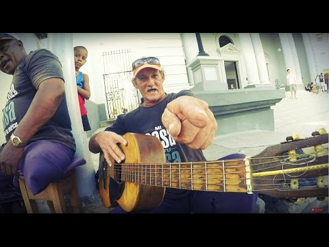 Rudy the Whistling Cuban Musician & a GoPro