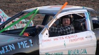 Dresden Raceway | Dresden Spring Smash 2016 | Poor Man Mini Demolition Derby
