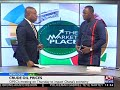 Currency Depreciation - Business Desk on JoyNews (19-6-18)