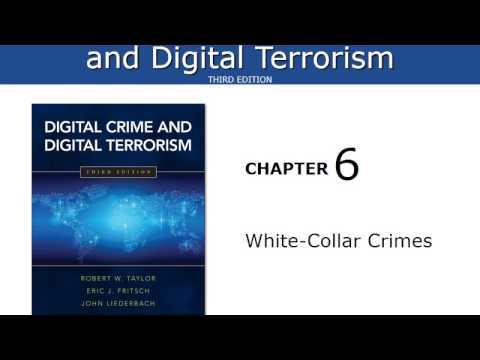 Chapter 6 White-Collar Crime