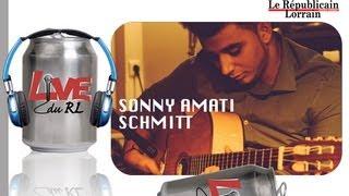 "Sonny Amati Schmitt ""Minor swing"", Live du RL"