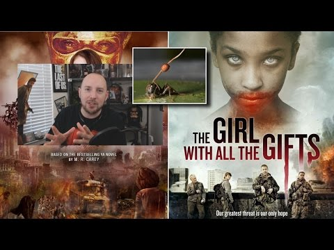 The Girl With All The Gifts | Zombie Genre Movie Review [Let's Talk]