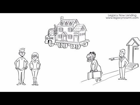 Reverse Mortgage   Whiteboard Example