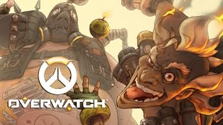 Overwatch - Roadhog and Junkrat Origins Trailer