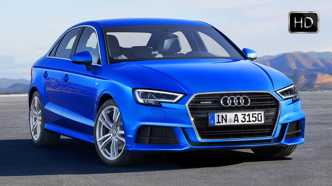 2017 audi a3 sedan quattro facelift exterior interior design hd youtube. Black Bedroom Furniture Sets. Home Design Ideas
