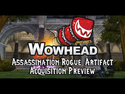 Assassination Rogue Artifact Acquisition Preview - Anguish and Sorrow