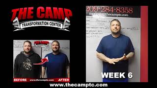 Modesto Weight Loss Fitness 6 Week Challenge Results - Benjamin Wright