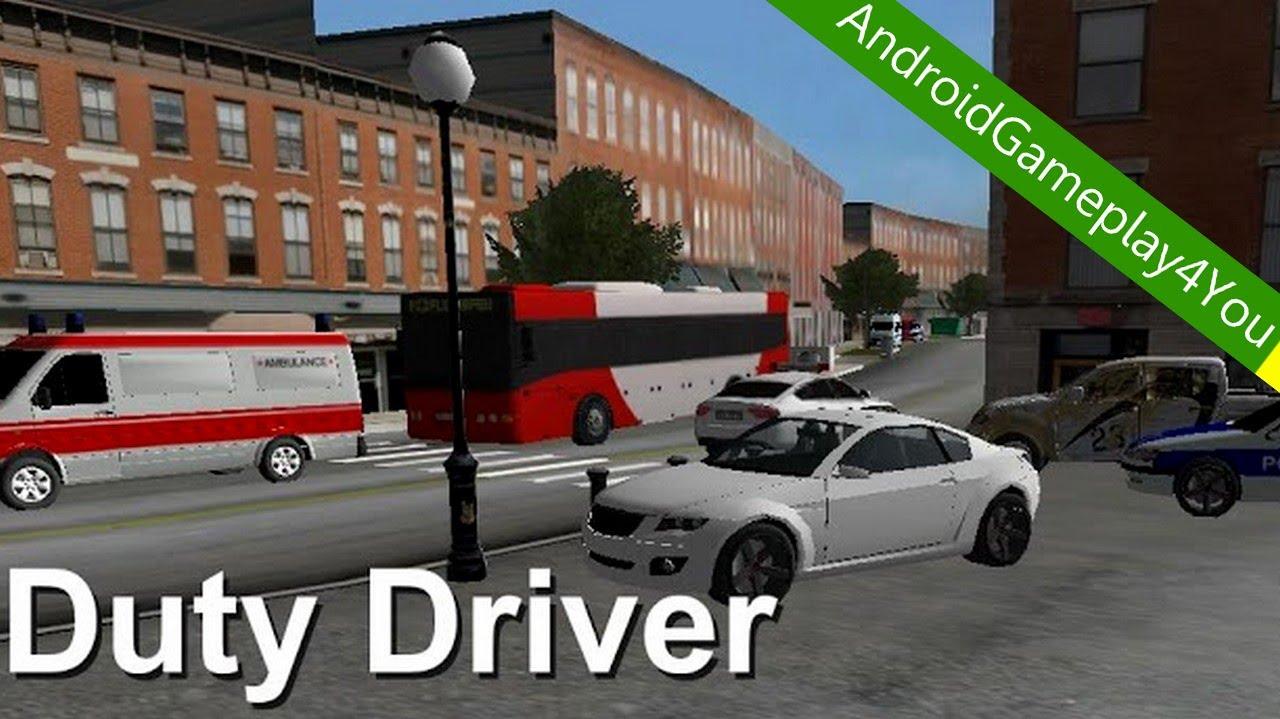 driver duties
