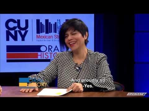 Mexican Studies Oral History Project   Lorena Kourousias ( English CC)