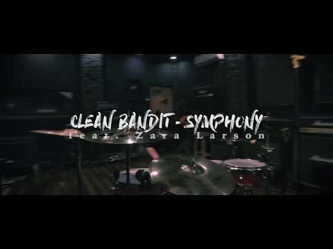 WINALDY SENNA - CLEAN BANDIT - SYMPHONY (feat. Zara Larson) DRUM REMIX