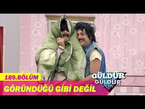 Güldür Güldür Show 189.Bölüm | Göründüğü Gibi Değil