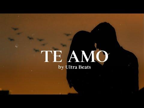 """ 𝐓𝐞 𝐀𝐦𝐨 "" Trap / Love / Oriental / Europe Type / Instrumental / Hip Hop Beat / Prod. by Ultra Beats"