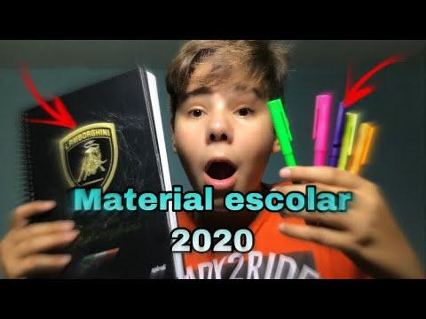 Material Escolar *2020* ||blog Do Biel Tm (upctd)