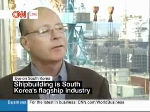 South Korean Shipbuilding Industry