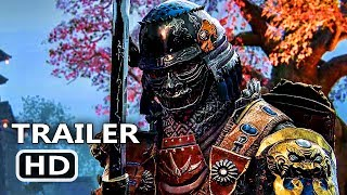 PS4 - For Honor: Marching Fire Gameplay Trailer (2018)