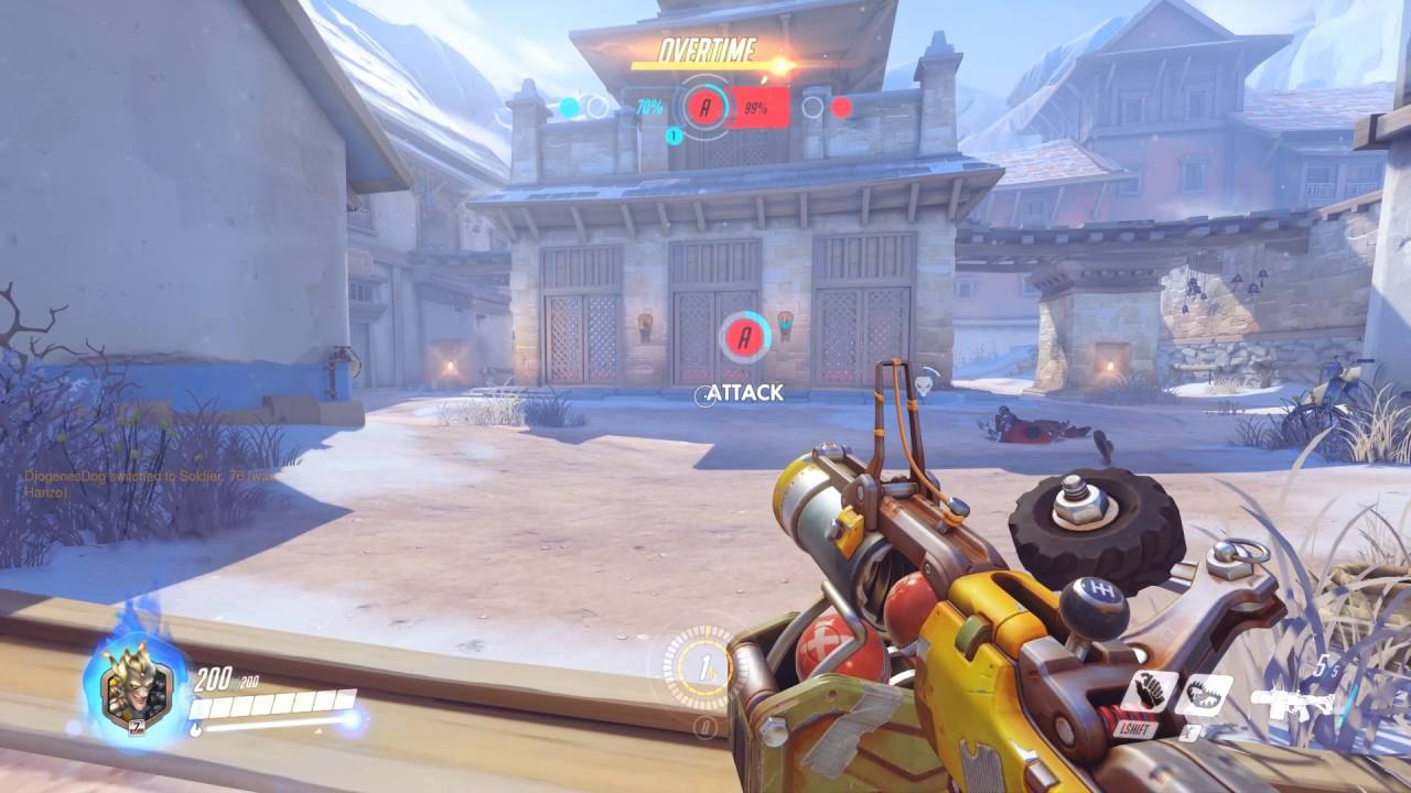 Most Epic Comeback Ever! - Overwatch