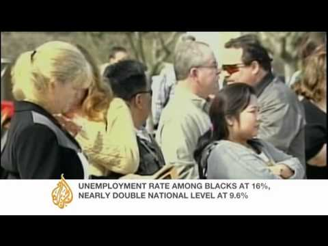 Black Americans face higher joblessness