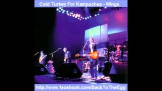 5.- Paul McCartney & Wings - I've Had Enough (Hammersmith Odeon 29/12/79)