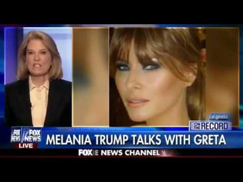 NEW Melania Trump FULL Interview On The Record w  Greta Van Susteren 3 2 16   Fox News