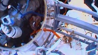 FULL ISS Russian Spacewalk EVA #42 coverage