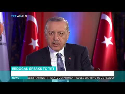Erdogan slams Israeli violence and US embassy move