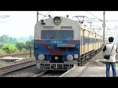 Barddhaman-Asansol MEMU Passenger