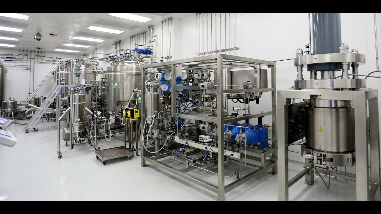 Biopharmax Insulin Production Facility Project