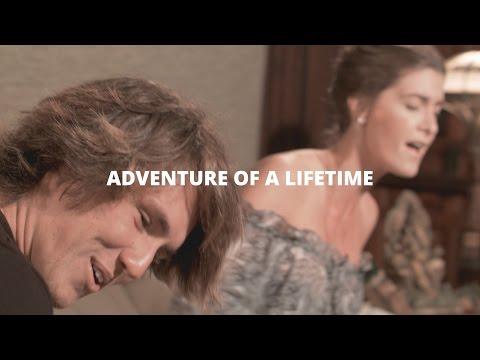 Adventure of a Lifetime - Coldplay Hana Pickler Vitor Kley & Gabila cover acústico Nossa Toca