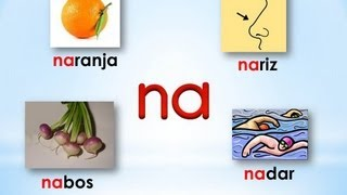 Mi Jardin Infantil: Syllables with N thumbnail