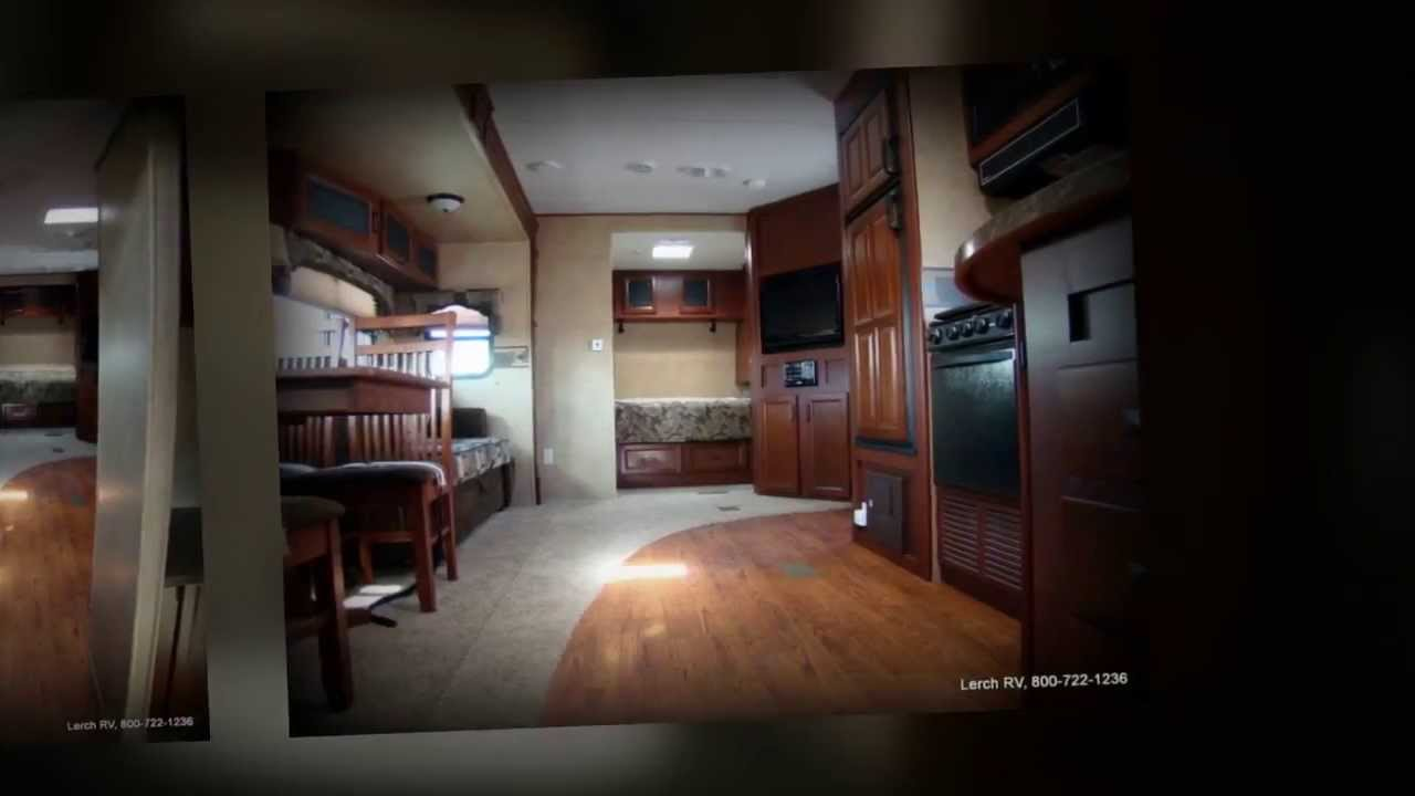 2011 Forest River Sandpiper 303bh Used Travel Trailer Rv