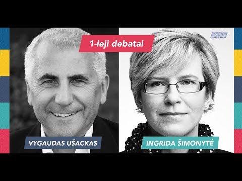Prezidento rinkimų debatai