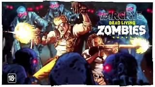 """Дополнения """"День лютых зомби"""" для игры Far Cry 5!"""