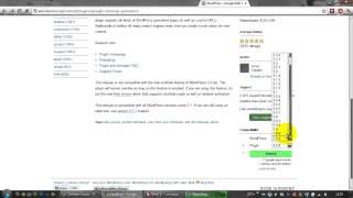 Wordpress Eklentiler Paneli - II (Ders 24)