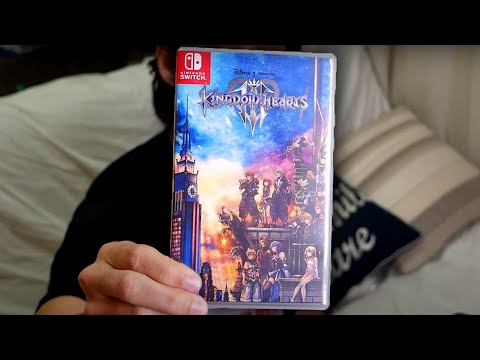 Kingdom Hearts 3 Nintendo Switch Gameplay - What if? from YouTube · Duration:  12 minutes 50 seconds