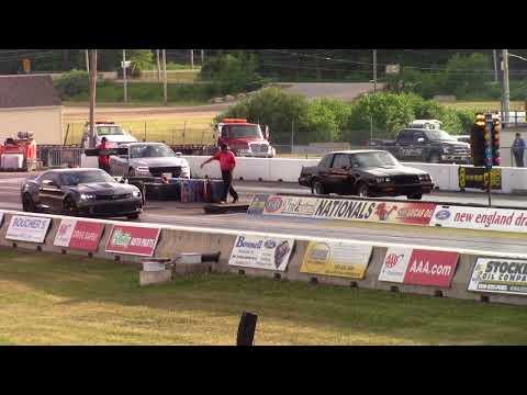 Buick Grand National vs Camaro SS