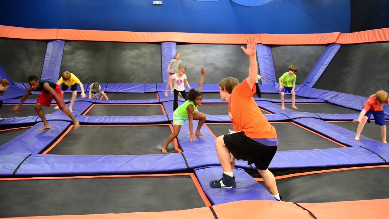 Image result for Sky Zone kids